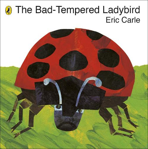 The Bad-Tempered Ladybird (Board book)