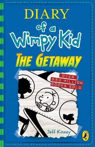 Diary of a Wimpy Kid: The Getaway (book 12) - Diary of a Wimpy Kid (Paperback)