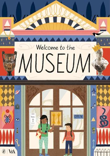 Welcome to the Museum - V&A (Paperback)