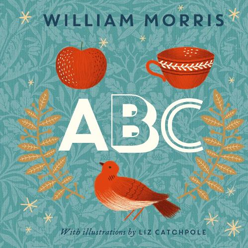 William Morris ABC (Board book)