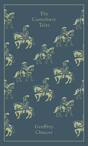 The Canterbury Tales - Penguin Clothbound Classics (Hardback)
