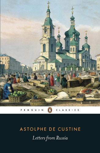 Letters from Russia (Paperback)