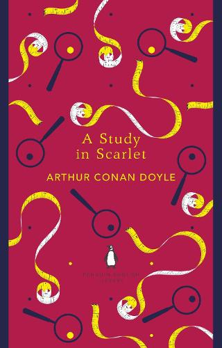 A Study in Scarlet - The Penguin English Library (Paperback)