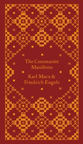 The Communist Manifesto - Penguin Pocket Hardbacks (Hardback)