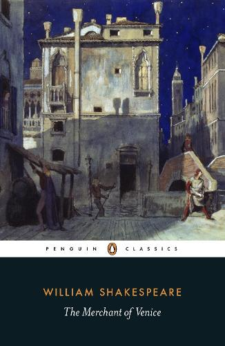The Merchant of Venice (Paperback)