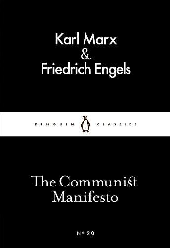 The Communist Manifesto - Penguin Little Black Classics (Paperback)