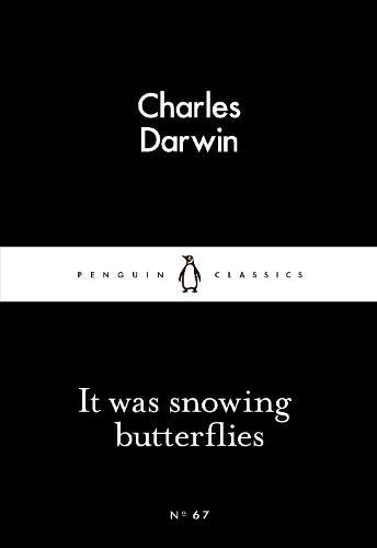 It Was Snowing Butterflies - Penguin Little Black Classics (Paperback)