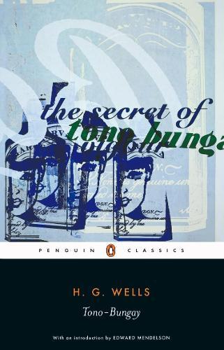 Tono-Bungay (Paperback)