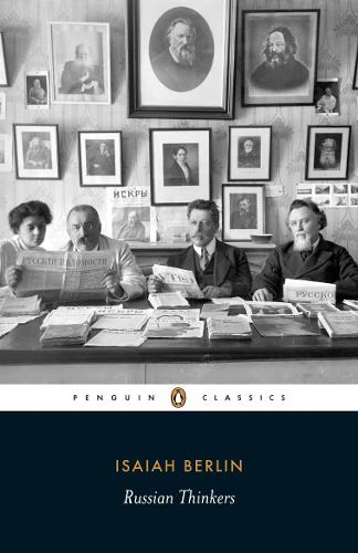 Russian Thinkers (Paperback)