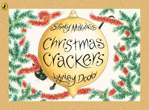 Slinky Malinki's Christmas Crackers - Hairy Maclary and Friends (Paperback)