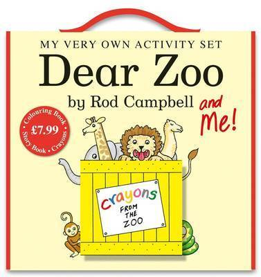 "My Very Own ""Dear Zoo"" Activity Set (Paperback)"