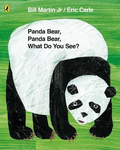 Panda Bear, Panda Bear, What Do You See? (Paperback)