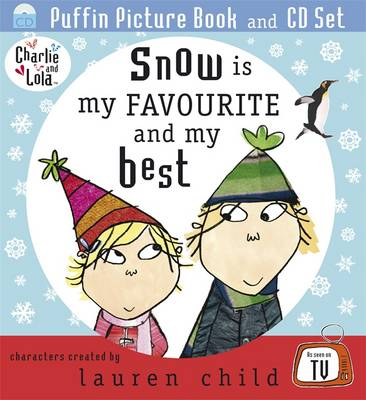 Snow is My Favourite and My Best - Charlie and Lola