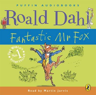 Fantastic Mr Fox (CD-Audio)