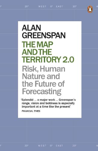 The Map and the Territory 2.0: Risk, Human Nature, and the Future of Forecasting (Paperback)