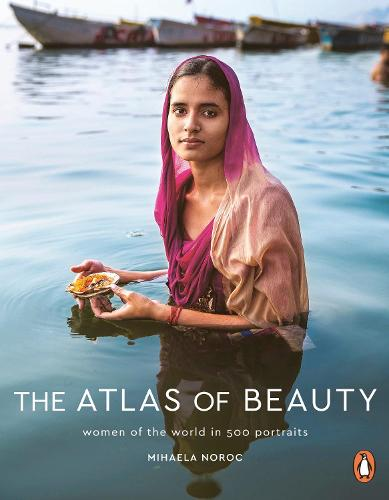 The Atlas of Beauty: Women of the World in 500 Portraits (Paperback)