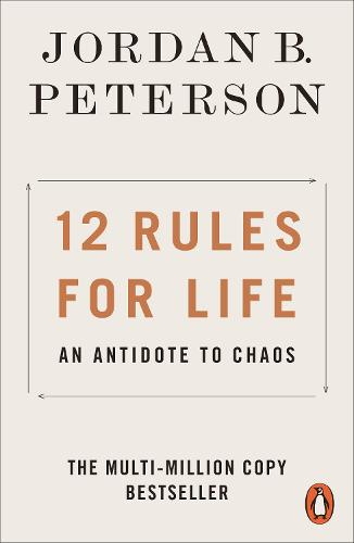 tema suave Ilustrar  12 Rules for Life by Jordan B. Peterson | Waterstones