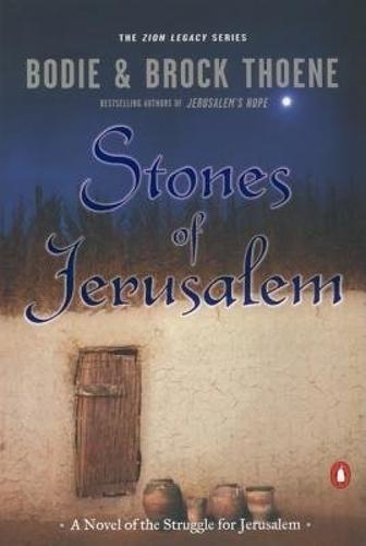 Stones of Jerusalem - The Zion legacy (Paperback)