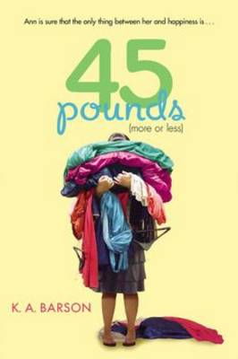 45 Pounds (More or Less) (Paperback)