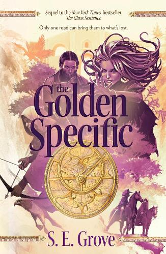 The Golden Specific: Mapmakers Trilogy (Book 2) (Paperback)