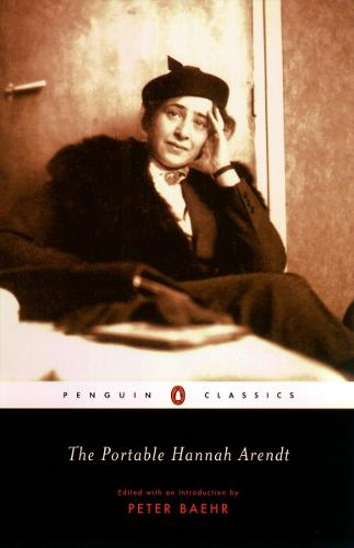 The Portable Hannah Arendt (Paperback)
