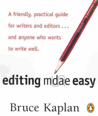 Editing Made Easy (Paperback)