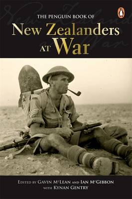 The Penguin Book Of New Zealanders At War, (Paperback)