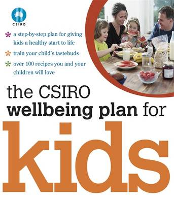 The Csiro Wellbeing Plan For Kids (Paperback)