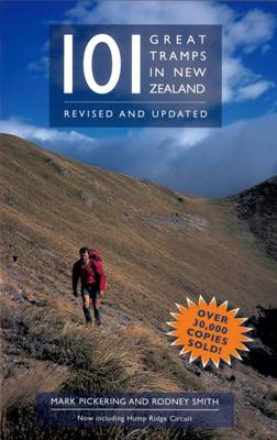 101 Great Tramps in New Zealand (Paperback)