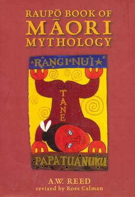 Raupo Book of Maori Mythology (Paperback)