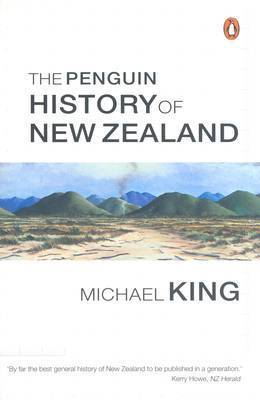 The Penguin History of New Zealand (Paperback)