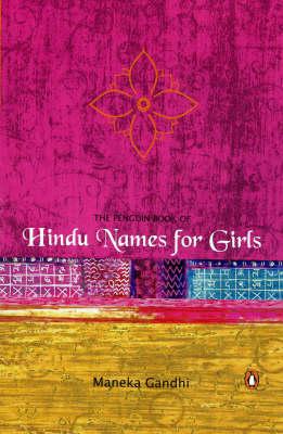 Hindu Names For Girls (Book)