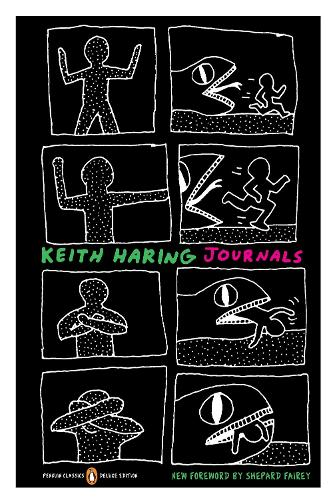 Keith Haring Journals (Paperback)