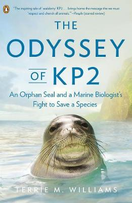The Odyssey Of Kp2: An Orphan Seal and a Marine Biologist's Fight to Save a Species (Paperback)