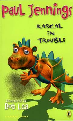 Rascal in Trouble (Paperback)