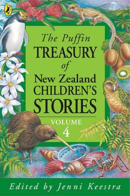 The Puffin Treasury of New Zealand Children's Stories: Volume 4 (Paperback)