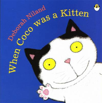 When Coco Was a Kitten (Board book)