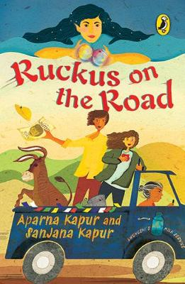 Ruckus on the Road (Paperback)