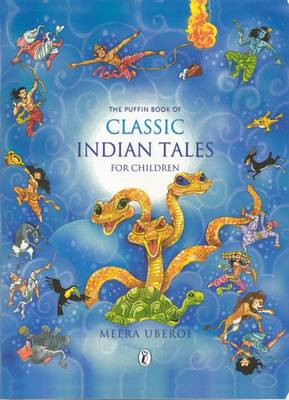 The Puffin Book of Classic Indian Tales for Children (Hardback)