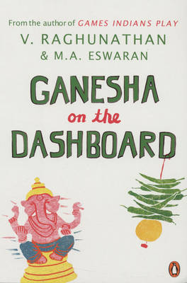 Ganesha On The Dashboard (Paperback)