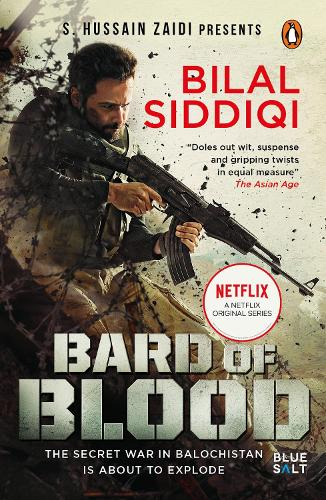 The Bard of Blood (Paperback)