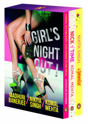 Girls Night Out: Losing My Virginity, Nick of Time ... (Paperback)