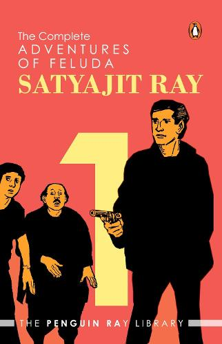 The Complete Adventures of Feluda Vol. 1 (Paperback)
