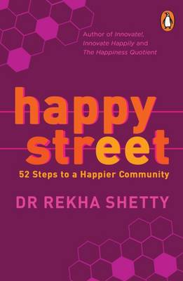 Happy Street: 52 Steps to a Happier Community (Paperback)