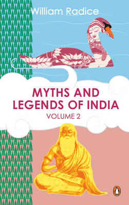 Myths and Legends of India Vol. 2 (Paperback)
