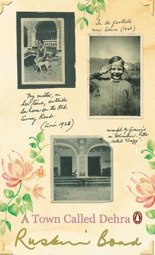A Town Called Dehra (Paperback)