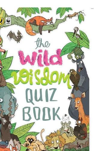The Wild Wisdom Quiz Book (Paperback)