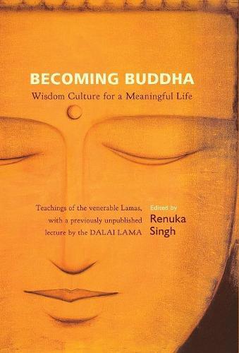 Becoming Buddha (Hardback)