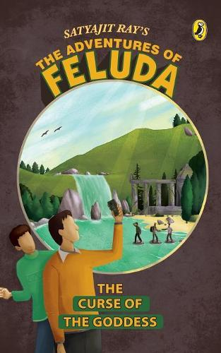 The Adventures of Feluda: The Curse of the Goddess (Paperback)