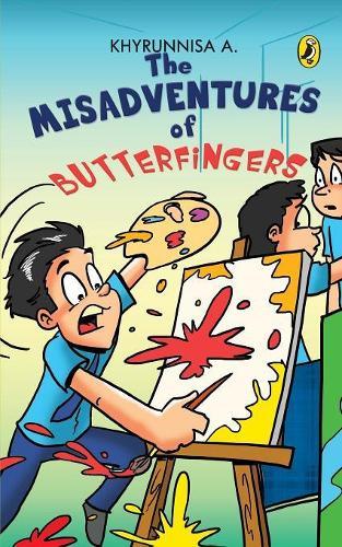 The Misadventures of Butterfingers Vol. 1 (Paperback)